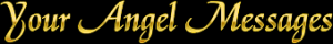 Your Personalized Angel Message