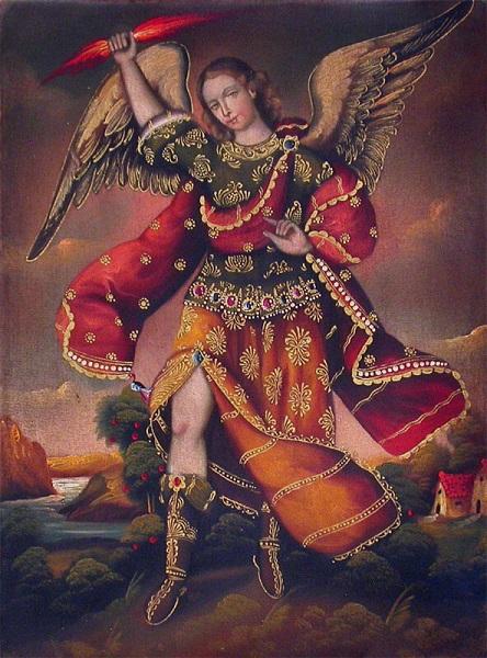 Archangel Zadkiel - Aileen W. Donovan