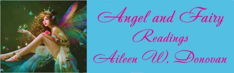 Angel and Fairy Readings Banner